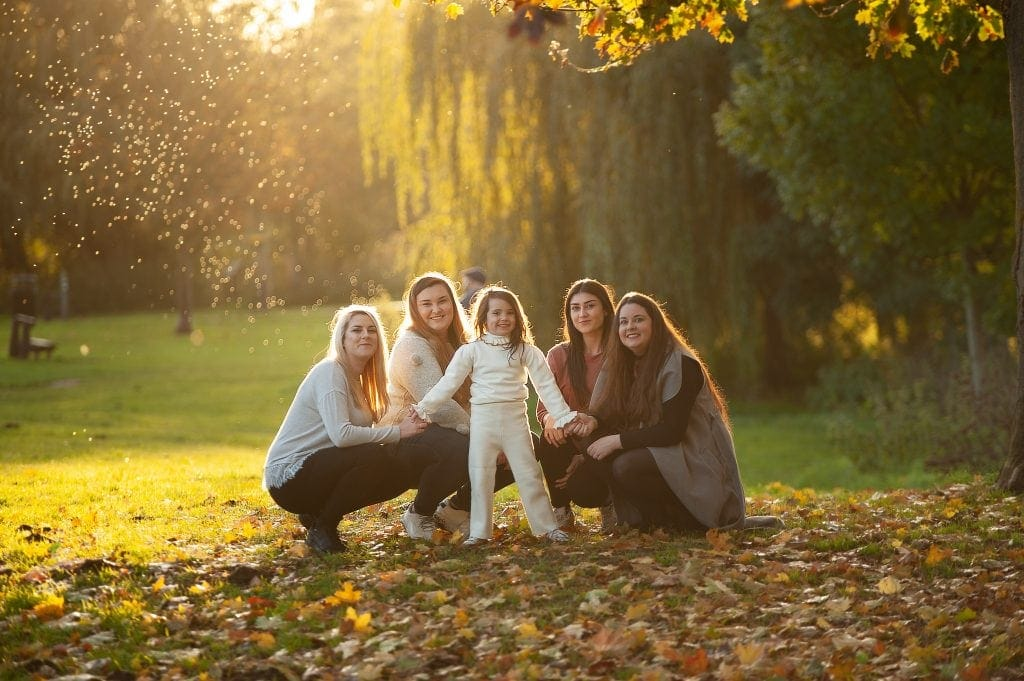 family photos, sisters, autumn, sparkle, footscray meadows, weeping willow, autumn leaves, bexley