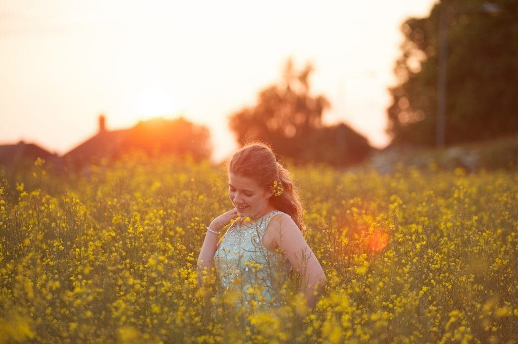 teen, rapeseed, mint, teenager, sunset, fields, orpington, kids photos