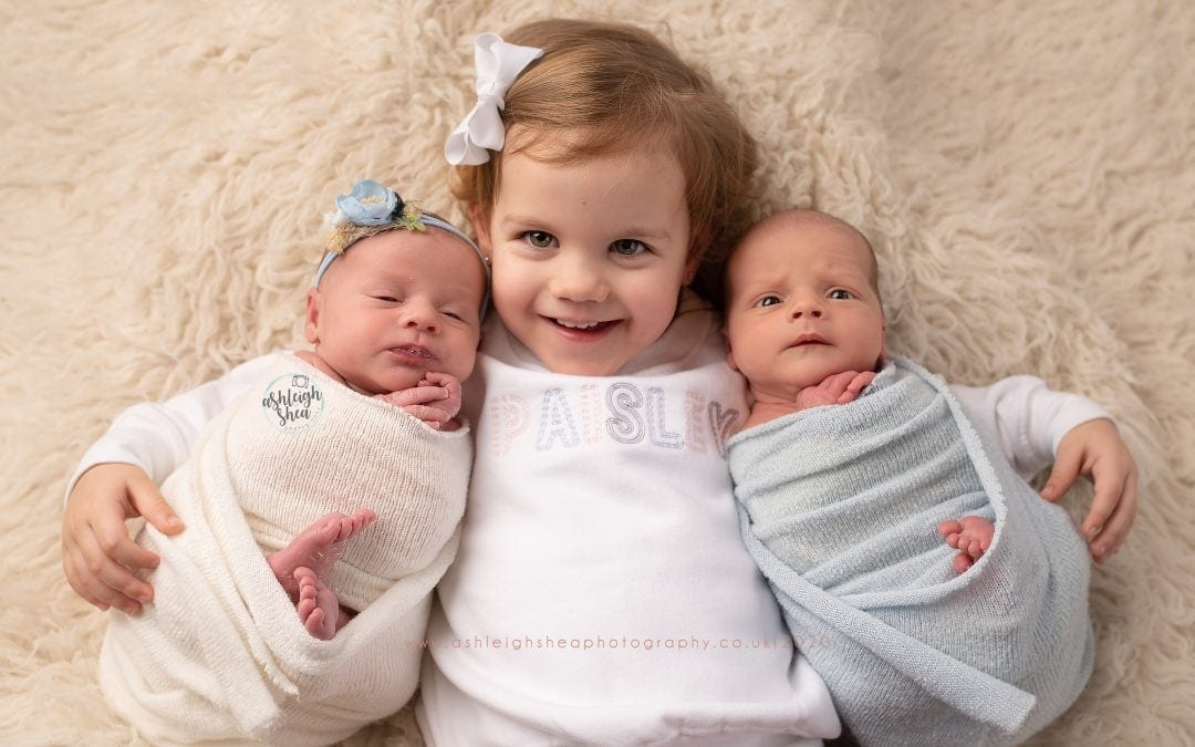 Birth Story – Soph a Toddler & Twins