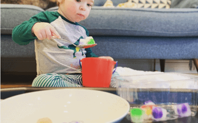 3 Sensory Play Activities for Toddlers