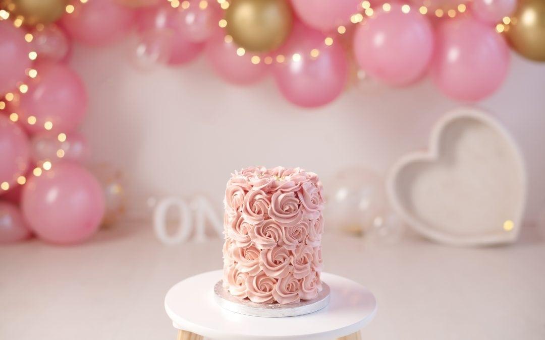 Little Miss S – Cake Smash
