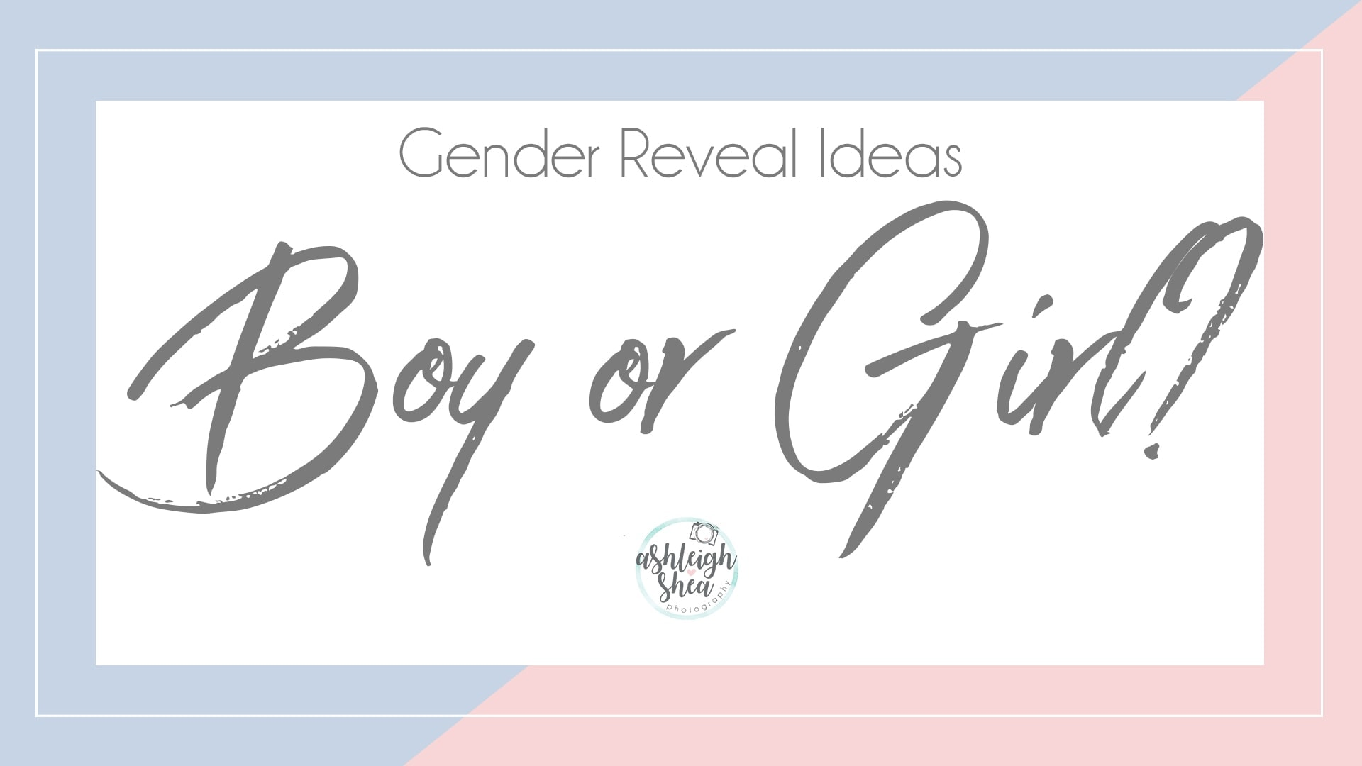 gender reveal, boy or girl, ashleigh shea photography, baby shower