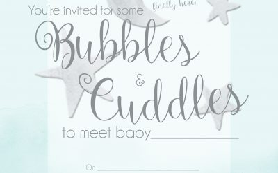 Bubbles & Cuddles | Alternative Baby Shower Bromley, Kent