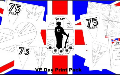 75th VE Day – Stay Home Celebrations