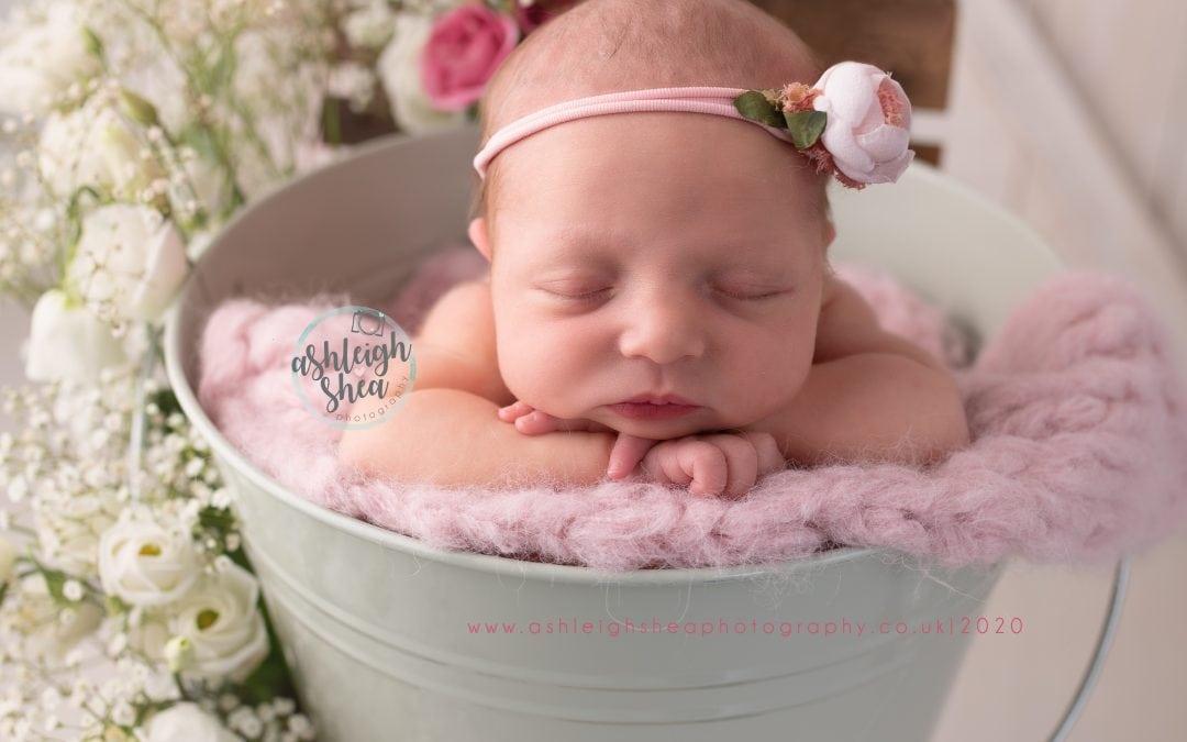 Miss F's Beautiful Newborn Session